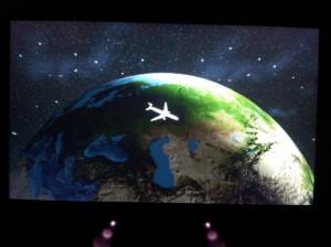 La Terre est bien ronde...