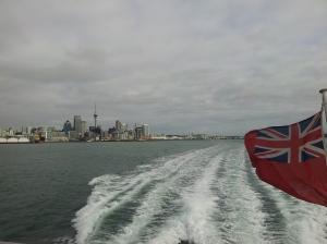 A ce soir Auckland !