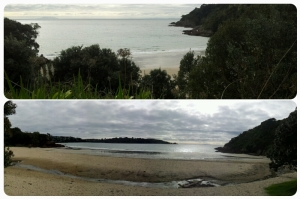 Hekerua Bay, j'en prends pleins les yeux