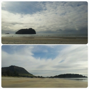 Le Mount Maunganui, point culminant de la Bay of Plenty. Ma prochaine balade !