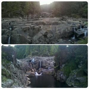 McLaren Falls !