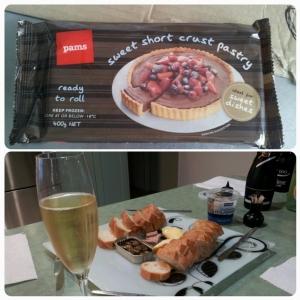 La pâte sablée version NZ | Apéro time avec nos hôtes