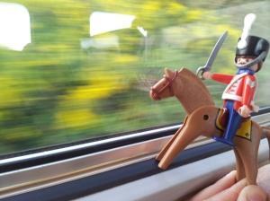 En route vers la Capitale !