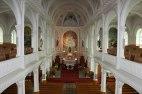 Intérieur de l'église de Chéticamp